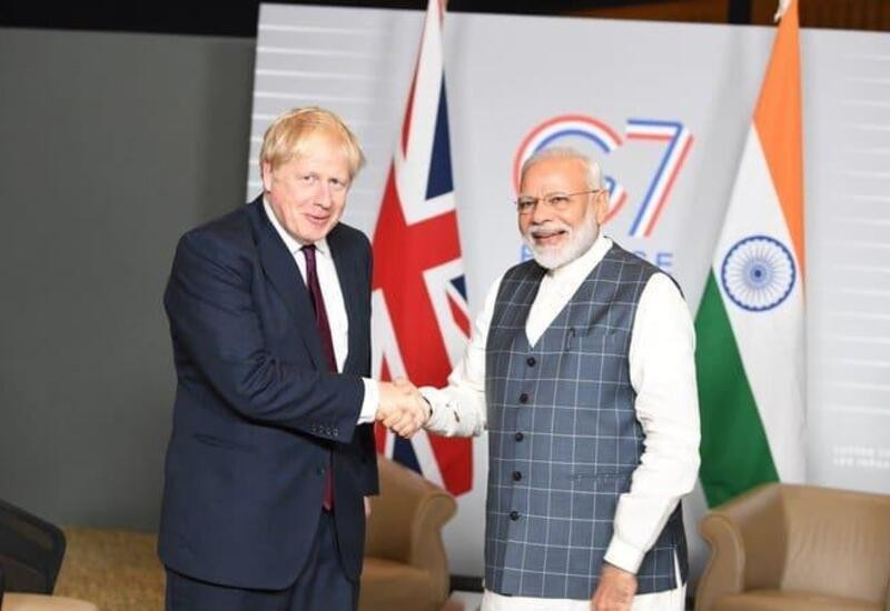 PM Modi congratulates UK PM Johnson on general election win