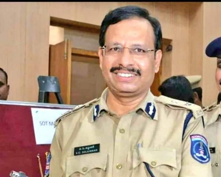 Hyd-like encounter took place in 2008, current police chief was then SP