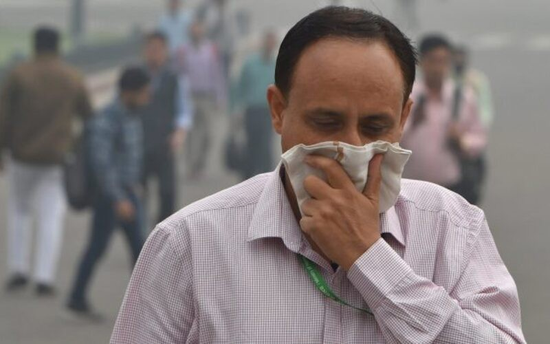 27 people died daily in Delhi due to respiratory illnesses in 2017: Report