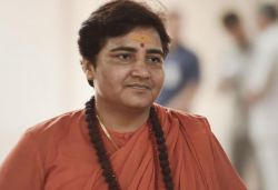 Pragya removed from Parliament's defence panel after 'Godse deshbakht' remark