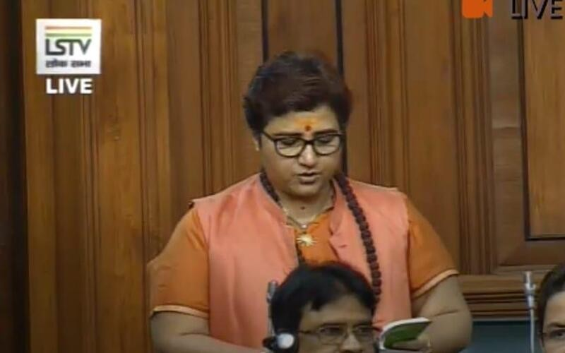 My 'deshbakht' remark twisted, I apologise if I've hurt sentiments: Pragya