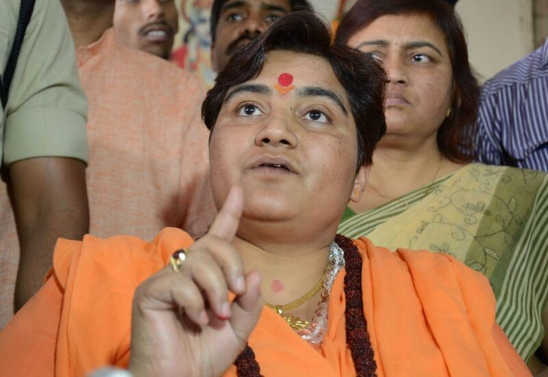 BJP MP Pragya Singh Thakur Nominated to Parliamentary Panel of Defence