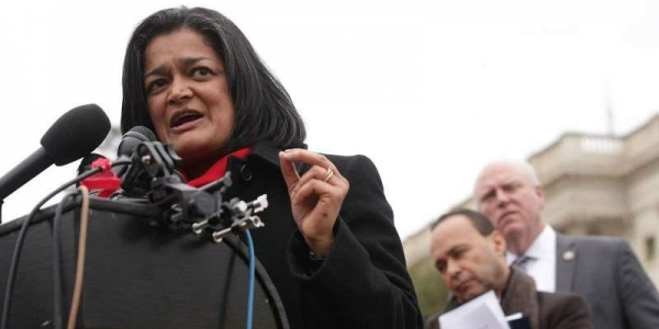 Chennai-born Pramila Jayapal becomes first Indian American woman to preside over US House