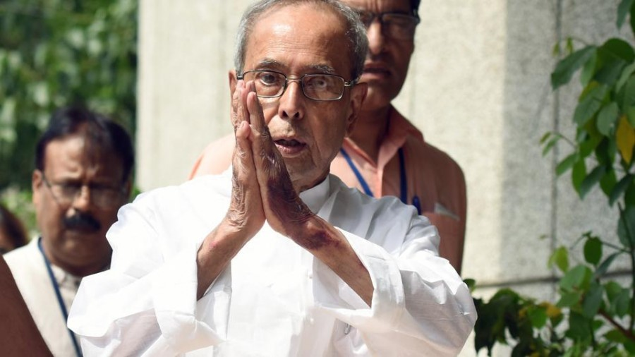 'Perfect elections': Pranab Mukherjee hails Election Commission amid Opposition criticism