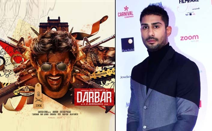Prateik Babbar starts shooting for Rajinikanth's 'Darbar'