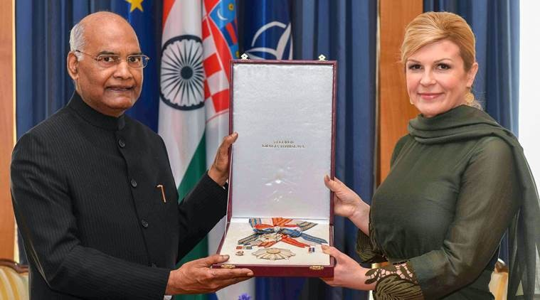 India will take all 'necessary measures' to protect & secure itself: Ram Nath Kovind in Croatia