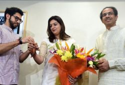 Shiv Sena nominates Priyanka Chaturvedi for Rajya Sabha polls