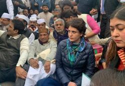 Priyanka Gandhi to hold 'dharna' against amended citizenship law at Rajghat tomorrow