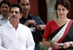 Priyanka Gandhi gets a shout out from husband Robert Vadra after row with UP cops