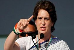 What about those who were protecting Vikas Dubey: Priyanka Gandhi