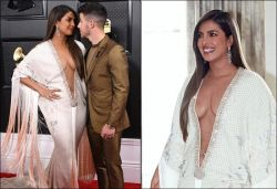 Priyanka Chopra surprised her pre-Grammys look, this actress commented – O my God, so hot
