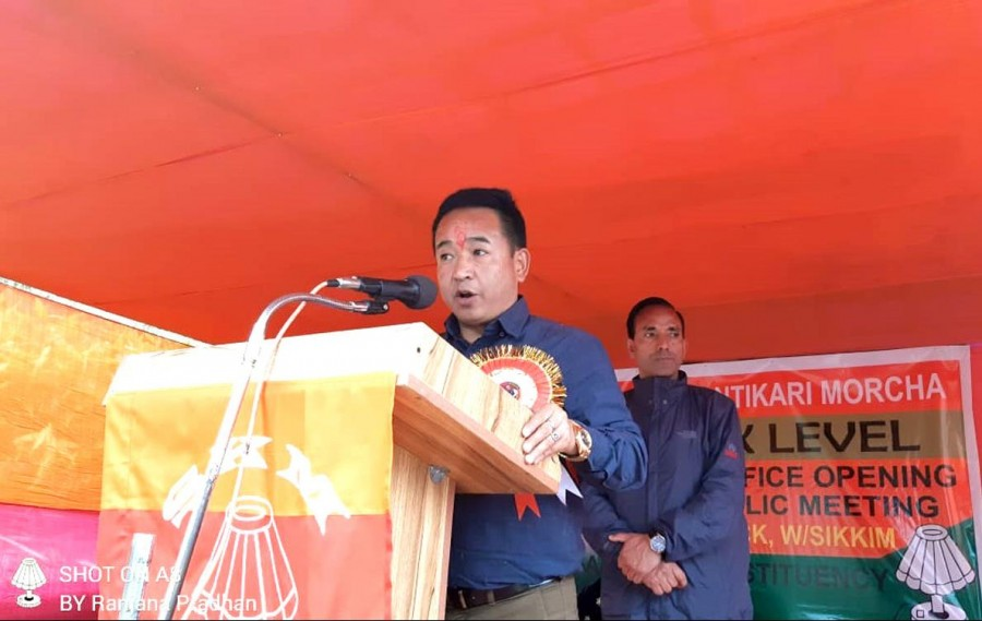 SKM all set to take power in Sikkim