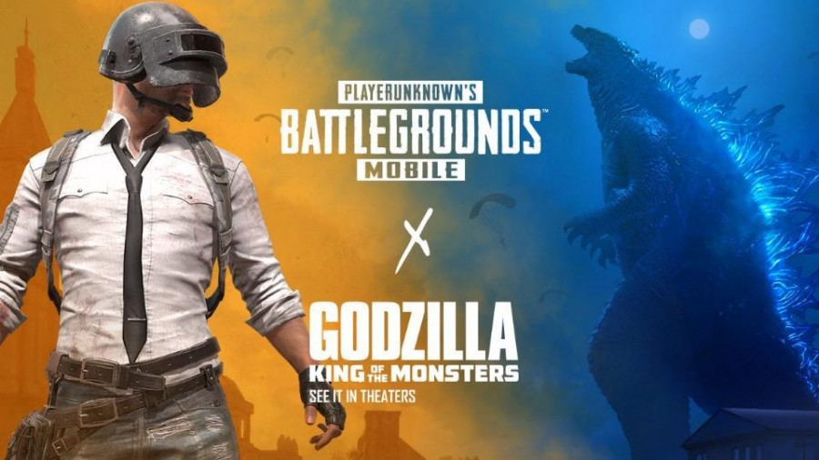 PUBG Mobile 0.13.0 update: Godzilla crossover, new team deathmatch mode and more