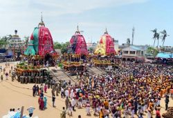 SC recalls previous order, allows Rath Yatra in Puri with restrictions