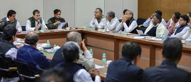 Identify issues, Rahul tells leaders