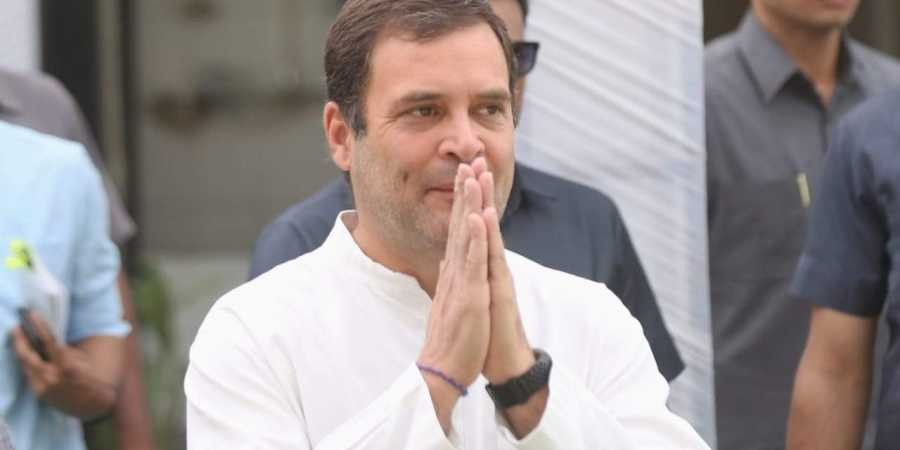 Exclusive Interview | Confident Rahul Gandhi says government formation won't take too long