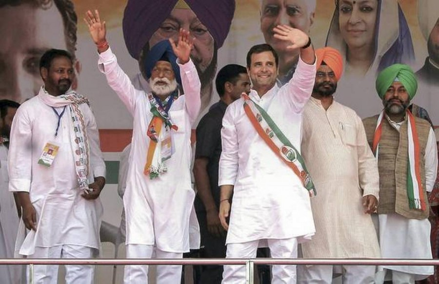 Guilty in anti-Sikh riots will be punished: Rahul
