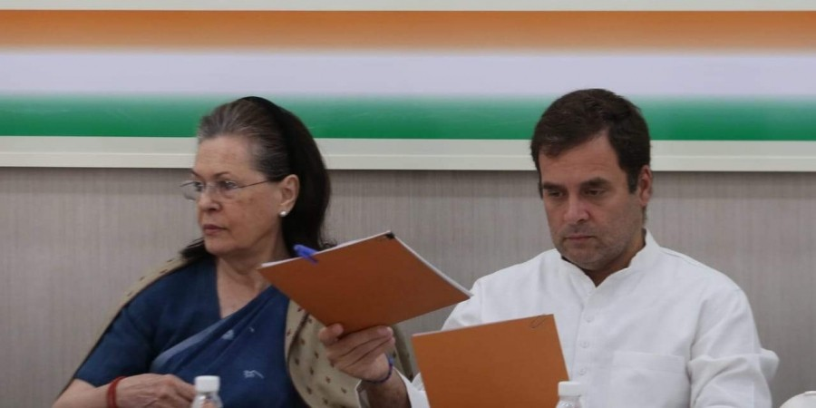 Rahul silent over his future as Congress chief as party remains in disarray