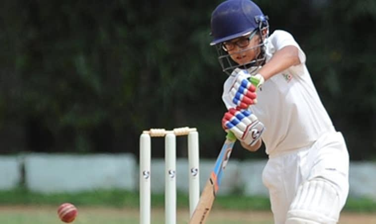 Rahul Dravid's son Samit smashes double hundred in Under-14 cricket match