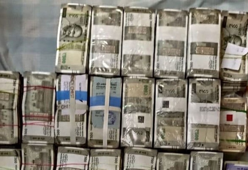 Income Tax Department Rs 4.52 crore cash seized on Karnataka ex-dy CM Parameshwara