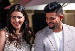 Suresh Raina and wife Priyanka blessed with their second child