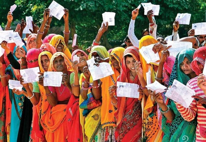 Rajasthan govt to encourage women to not wear 'ghoonghat' when casting vote