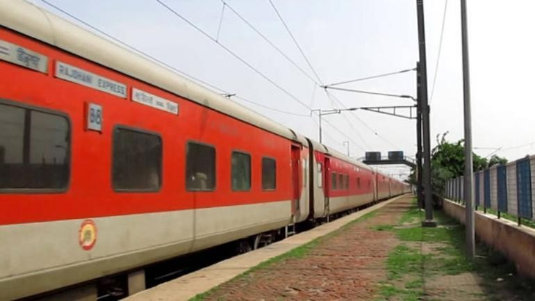 Delhi-bound Rajdhani Express leaves behind 2 compartments