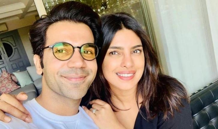 Rajkummar Rao says can't wait to start The White Tiger with Priyanka Chopra