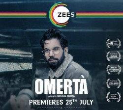 Rajkummar Rao's Omerta To Stream On ZEE5 On This Date