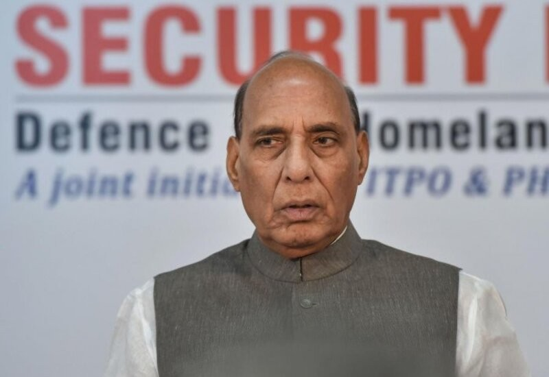 Rajnath Singh to perform 'Shastra Puja' in Paris on October 8