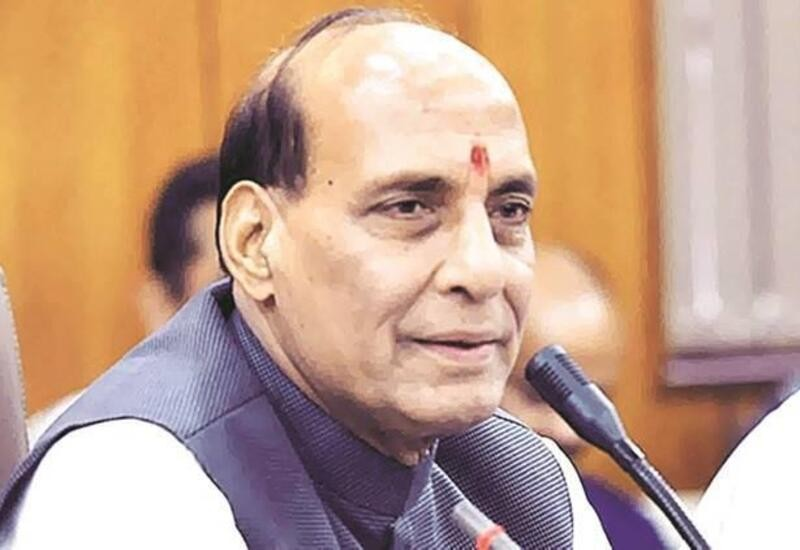 Explored various options for peace before Article 370 move: Rajnath