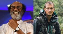 Rajinikanth to feature in Man vs Wild with Bear Grylls