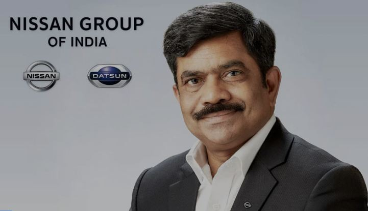 Nissan India Appoints Rakesh Srivastava As Managing Director