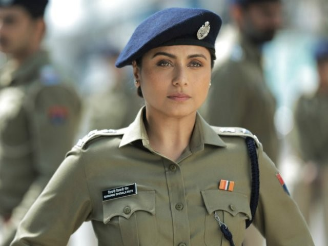 Rani Mukerji returns as fearless cop in 'Mardaani 2'