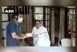 Ex-CJI Ranjan Gogoi's mother gives ₹1 lakh to PM-CARES fund