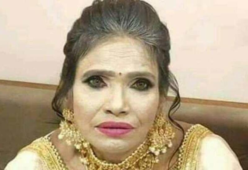 Ranu Mondal attends event at beauty parlour; pic in heavy makeup goes viral