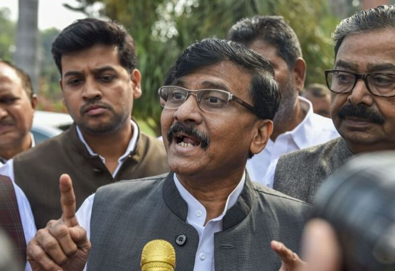 Ajit Pawar was blackmailed to join hands with BJP, he may come back: Claims Sanjay Raut