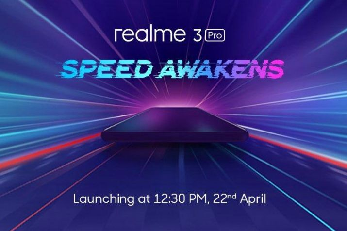 Realme 3 Pro launch date is out, set to launch on 22nd April