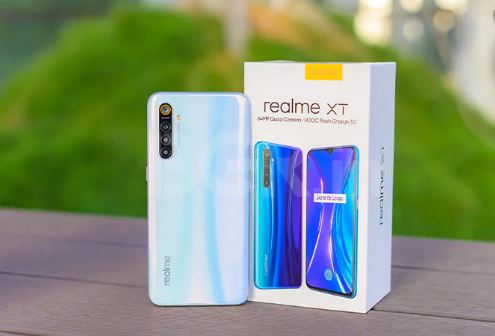 Realme XT With 64-Megapixel Quad Camera Setup Launched in India