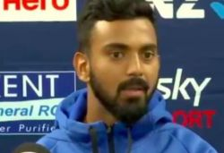 KL Rahul responds after journalist asks him about Rishabh Pant's comeback