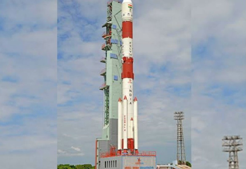 10 satellites from 5 countries will be launched today, India's RISAT-2 BR1 will take clear pics even in the dark