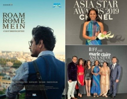 ​Roam Rome Mein Win Asian Star Award At BIFF 2019