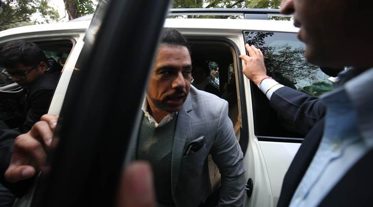 Bikaner land case : Robert Vadra, mother to appear before ED in Jaipur