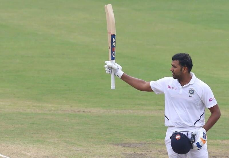 Rohit hits 1st Test double ton; 4th player to hit double ton in ODIs, Tests
