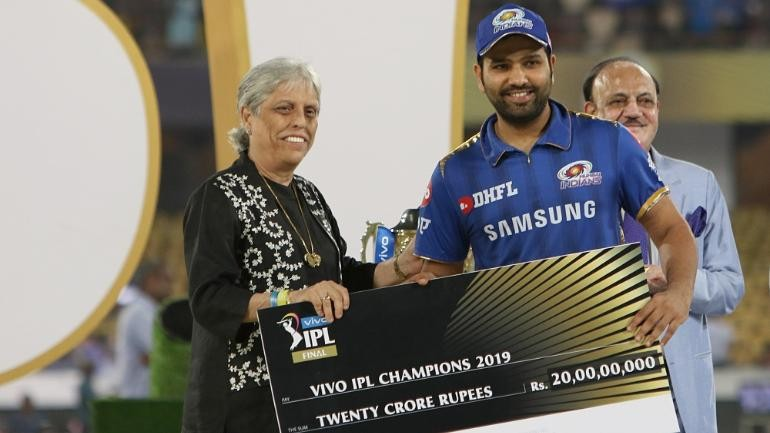 IPL 2019: Rohit Sharma only 5-time IPL champion after Mumbai Indians win 4th title