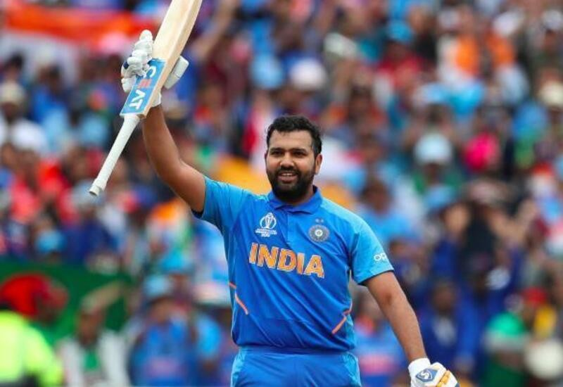 Rohit Sharma becomes 3rd Indian to win ICC ODI Cricketer of the Year award