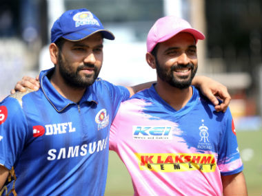 IPL 2019, RR vs MI in Jaipur: Rajasthan opt to bowl, Smith replaces Rahane as skipper