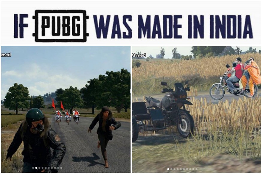 PUBG Made in India: Instagrammer Recreates Game Stills With Hilarious Desi Twist