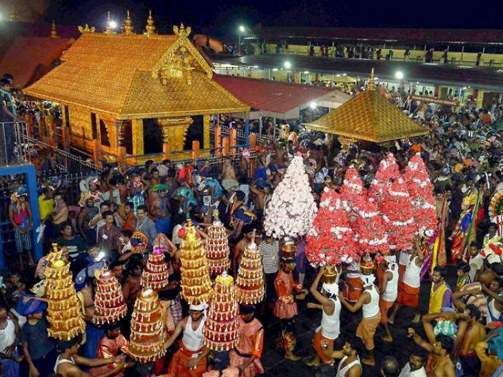 Supreme Court to Decide today on Review Pleas Against Entry of Women in Sabarimala temple