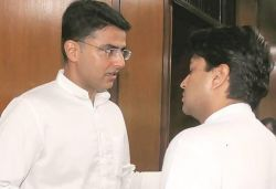I wish things could have been resolved within party: Sachin Pilot on Scindia